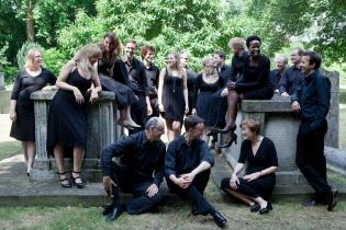 All Saints Fulham Choir by Alexa Kidd May